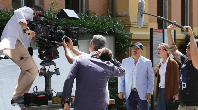 Ciak si gira in Provincia, arrivano Luca Zingaretti e Carolina Crescentini