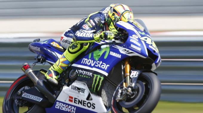 MotoGp Assen, Valentino Rossi chiude al 5° posto