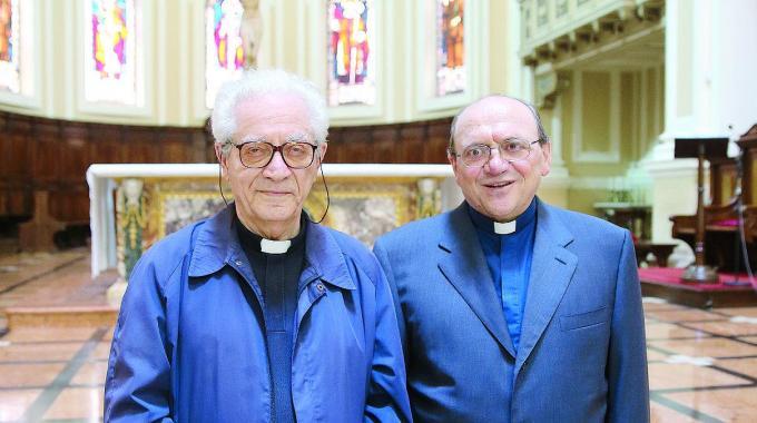 Quei due sacerdoti senza tempo