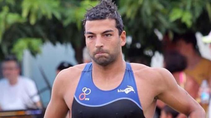 Triathlon Città di Pesaro, trionfa Manuel Biagiotti