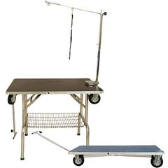 Mesa carrito plegable - B39110 - B39111