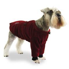 Abrigo runner rojo- EE0460 - EE0470