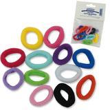 Gomitas de algodón surtido de colores - TG0430