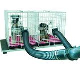 Manguera doble V-1000X para jaula - Y05150