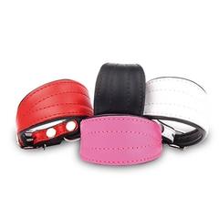 Collar piel galgos -LZ0185 - LZ0220