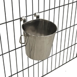 Cubo comedero-bebedero para perros - B22490-B22520