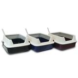 Bandeja WC gatos alta - RQ0140