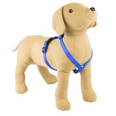 Arnés nylon azul para perros - OT0006