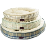 Donut cama Plaid para perros - HT0340 - HT0342