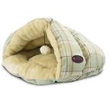 Cueva cama Plaid para perros - HT0343
