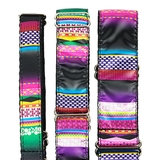 Collar galgo mosaico - Grosores - LZ0300-LZ0302