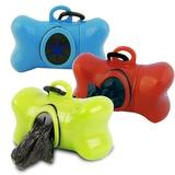 Dispensador de bolsas excrementos perros HT0181