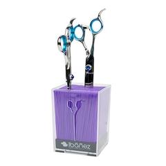 Porta tijeras lila - TG0727