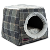 "Cueva ""Grey Plaid"" - HT0447"