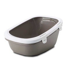 Bandeja WC Simba Sift - Gris - SV0094