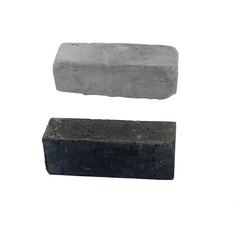 Tizas de color negro y gris con tara