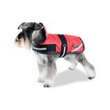 Abrigo Safe Breathe-Comfort Rojo