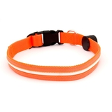 Collar Led Locator Dot-Light - Naranja