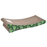 Rascador de cartón Jungla Verde - HT0530