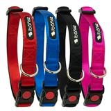 Collar nylon silky con cierre de seguridad - HZ0030-HZ0048