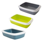 Bandeja WC rectangular para gatos - SV0089 - SV0092