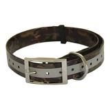 Collar de poliuretano reflectante - Camo - I8220