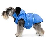 Abrigo Inuit azul - EE0905 - EE0909