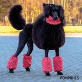 Protector Pompones Polka Dots - TG0594-TG0595