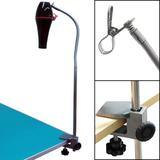 Brazo-flexo soporte secador de mano