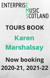 Enterprise Music Scotland Tours Book
