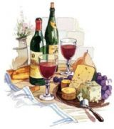 Cheese and Wine Social Evening, Friday 27 March