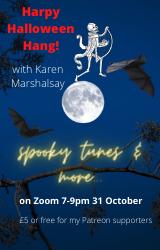 Harpy Halloween Hang!