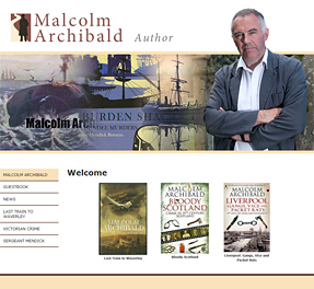 Malcolm Archibald Author