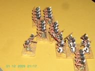 15mm Early Egyptians