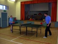 Table Tennis Club For Adults