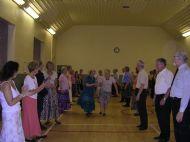 Country Dancing Class