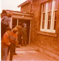 Opening of Munlochy Hall 1970
