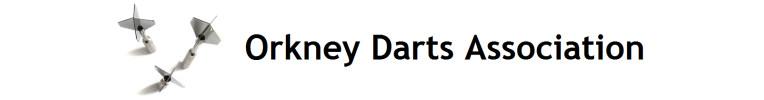 Orkney Darts Association