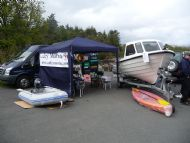 Caley Marina display