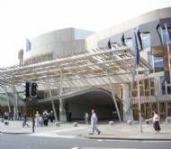 Controversial New Scottish Parliament Building!