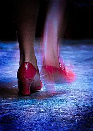 Flamenco feet