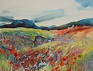 Moorland Poppies
