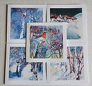 Winter Themed Cards