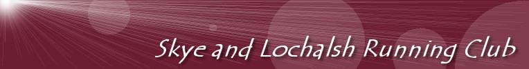 SLRC - Skye and Lochalsh Running Club