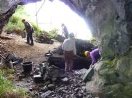 Cairds' Cave Excavation