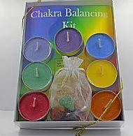 Chakra Balancing Kit