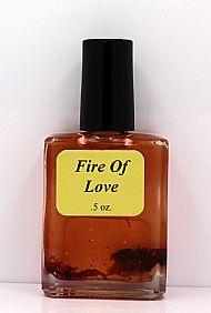 FIRE OF LOVE 0.5 oz.