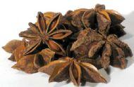 Anise Star whole .5oz (Illicium verum)