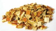 Orange Peel cut 1oz (Citrus sinensis)