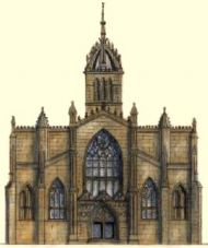 エジンバラのセントジャイル大聖堂